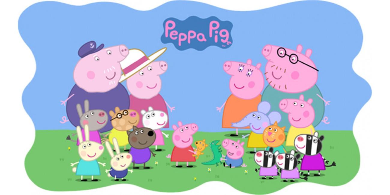 Peppa Pig   ( Свинка Пеппа )