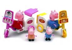 Служба доставки Свинки Пеппа