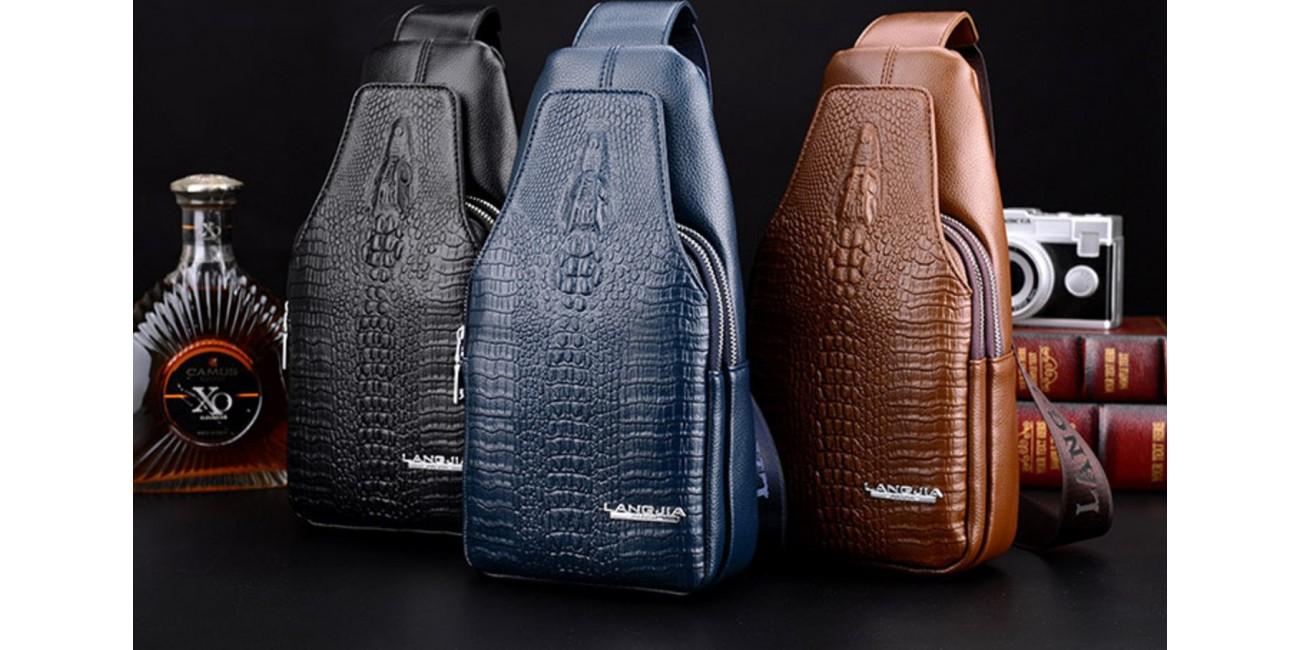 Мужские сумки Alligator