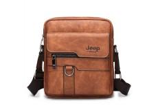 Кожаная сумка Jeep Buluo