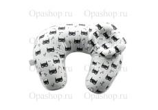 Подушка для кормления младенца 2 в 1 U-образная