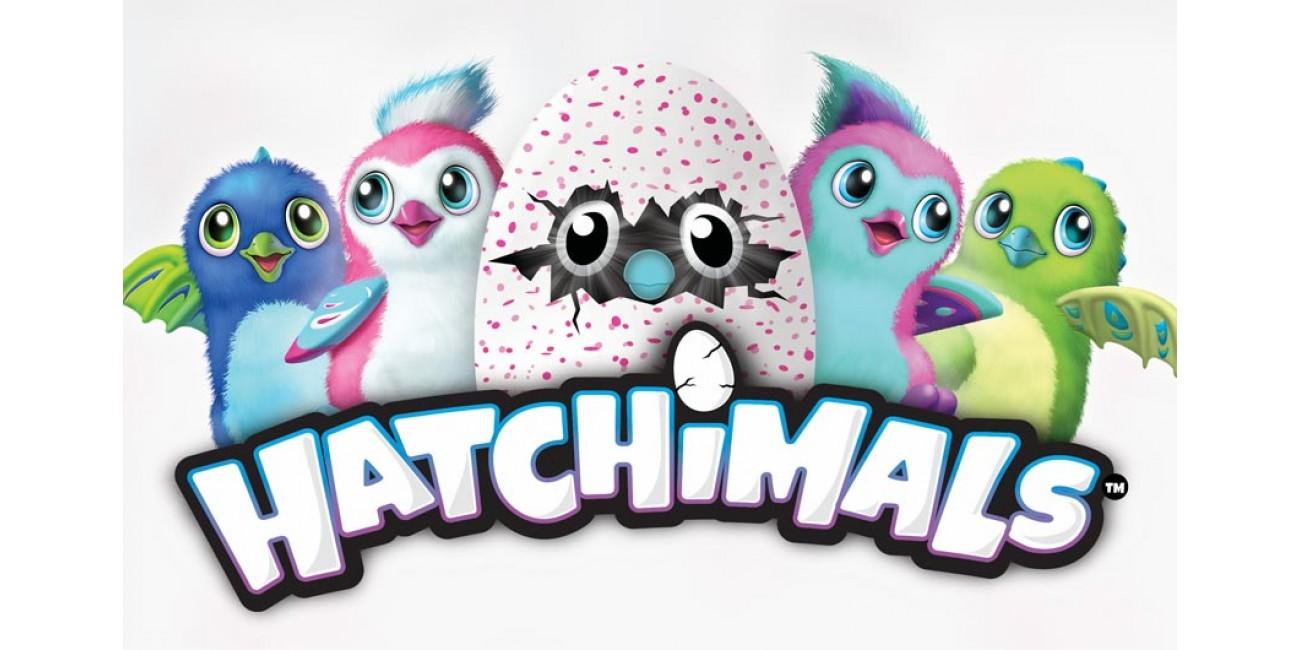 Hatchimals - интерактивный питомец, (Хетчималс)