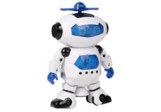 Музыкальный робот с подсветкой (умеет танцевать)