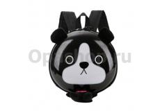 """Детский дошкольный 3D рюкзак """"Собака"""""""