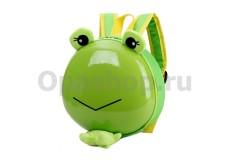 """Детский дошкольный 3D рюкзак """"Лягушка"""""""