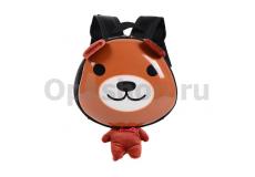 """Детский дошкольный 3D рюкзак """"Мишка"""""""