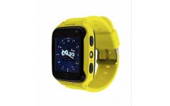 Часы Wonlex G100 (желтые)