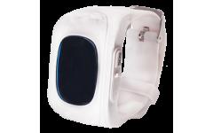 Детские часы с gps трекером Smart Baby Watch Q50 (белые)