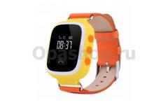Детский GPS трекер Smart Baby Watch Q60 (Q60S) (желтые)