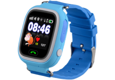 Smart Baby Watch G72 c Wi-Fi (цвет розовый)