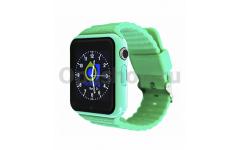 часы-телефон с GPS Smart baby watch X10 (зеленый)