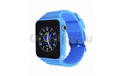часы-телефон с GPS Smart baby watch X10 (голубой)
