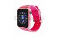 часы-телефон с GPS Smart baby watch X10 (розовый)