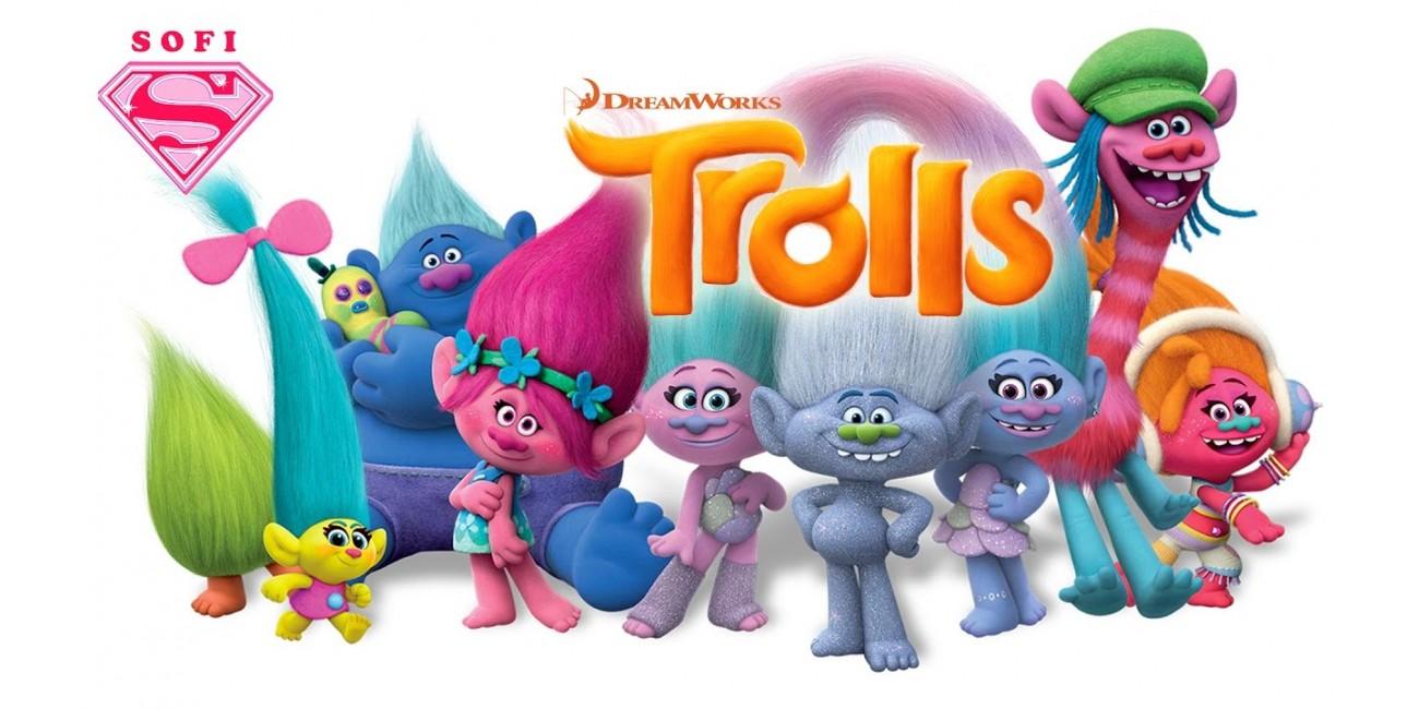 TROLLS ( Тролли )