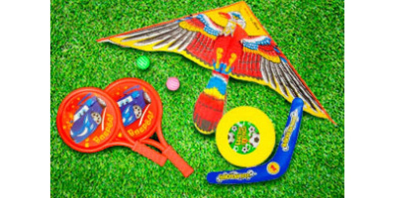 Летние товары для детей