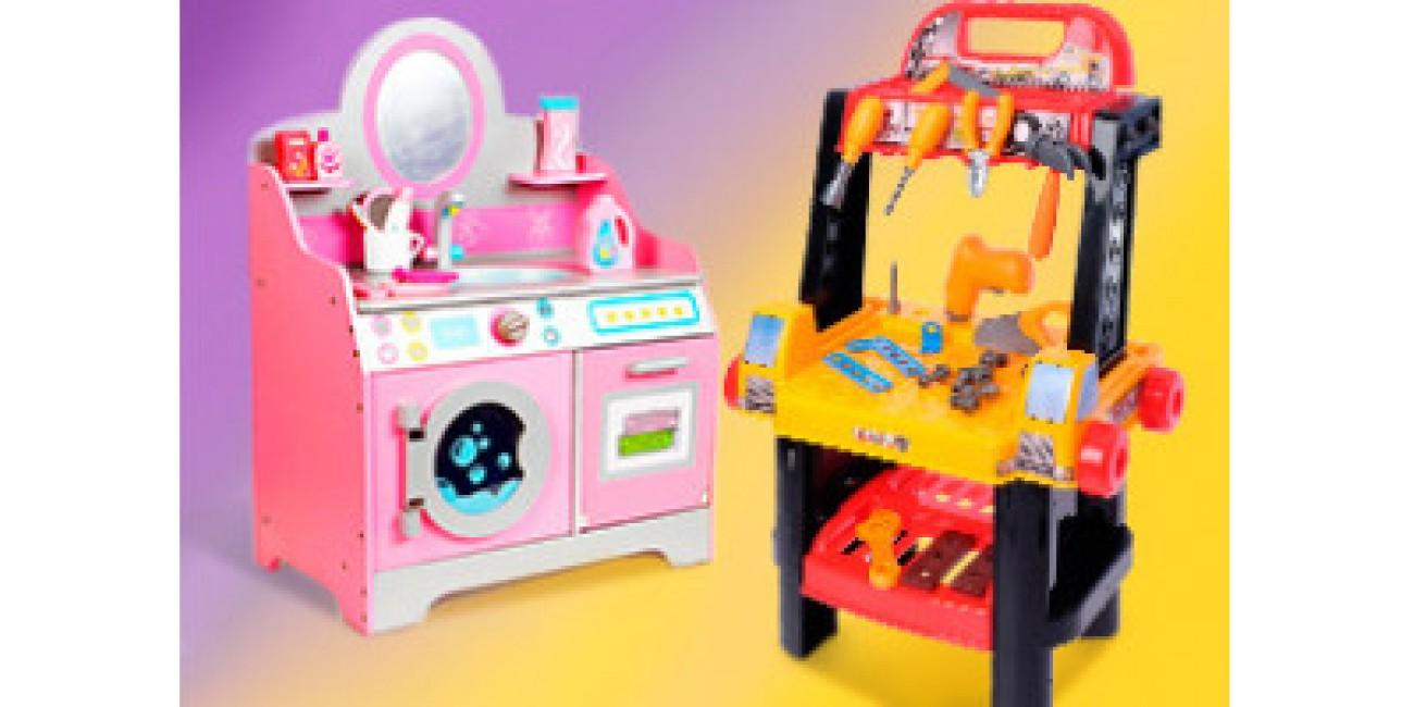 Детские наборы для ролевых игр