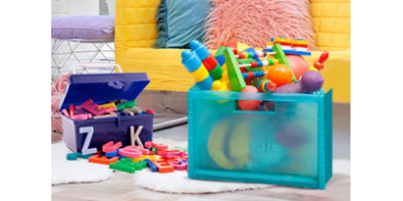 Принадлежности для хранения детских игрушек