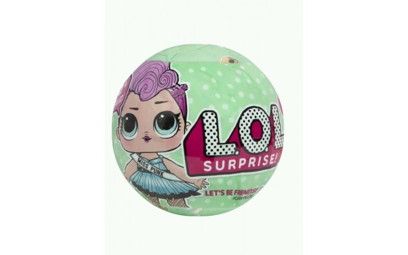 LOL кукла-сюрприз (в шарике)