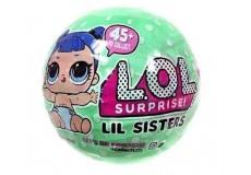 LOL Sisters - маленькая кукла-сюрприз (в шарике)