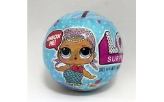 LOL русалочка - кукла-сюрприз (в шарике)