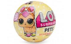 LOL питомцы PETS, животное сюрприз (в шарике)