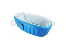 Надувная детская ванночка-бассейн