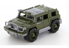 Автомобиль-джип военный