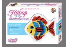 Рыбка  набор для вышивания (малый)