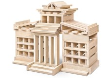 Конструктор деревянный BrusOк! 154 эл