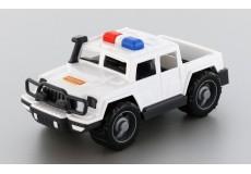 Автомобиль-пикап патрульный