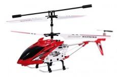 Вертолет Mioshi Tech  IR-222,  красный . Пластиковый чемоданчик, гироскоп