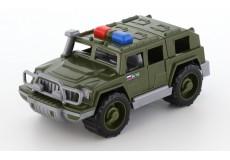 Автомобиль-джип военный патрульный