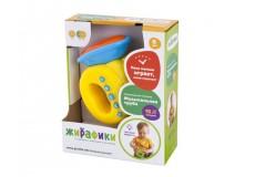 Развивающая игрушка Жирафики «Музыкальная труба»