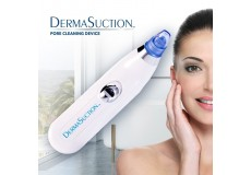 Вакуумное приспособление для удаления чёрных точек DermaSuction