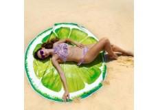 Пляжное покрывало Сочный лайм