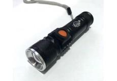 Ручной фонарик с USB зарядкой