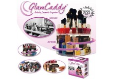 Органайзер для хранения косметики Glam Caddy