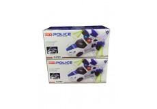 Музыкальная машина трансформер (Полиция)