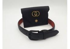 Поясная сумочка женская (ремень+сумка)
