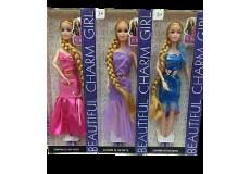 Барби с длинной косой