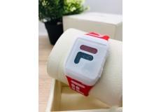 Часы FILA Спортивные(мужские,женские) на каучуковом ремешке (без коробки)