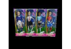 Куколки Kaibibi по штучно