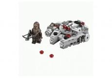 Конструктор Bela Star Wars Микрофайтер Сокол Тысячилетия 10893 (Аналог Lego Star Wars 75193) 98 дет